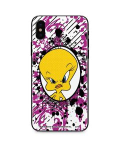 Tweety Bird with Attitude iPhone XS Max Skin