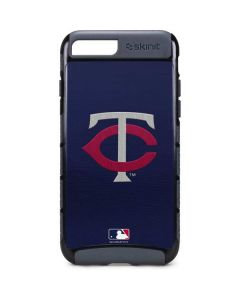 Twins Embroidery iPhone 8 Plus Cargo Case