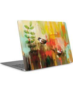 Two Little Birds Apple MacBook Air Skin