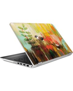 Two Little Birds HP Pavilion Skin