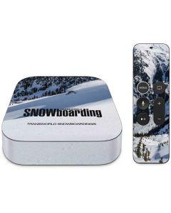 TransWorld SNOWboarding Apple TV Skin