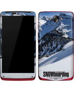 TransWorld SNOWboarding Motorola Droid Skin