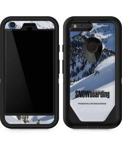 TransWorld SNOWboarding Otterbox Defender Pixel Skin