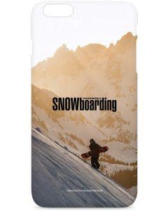 TransWorld SNOWboarding Sunset iPhone 6/6s Plus Lite Case