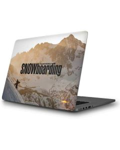 TransWorld SNOWboarding Sunset Apple MacBook Pro Skin