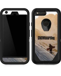 TransWorld SNOWboarding Sunset Otterbox Defender Pixel Skin