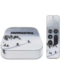 TransWorld SNOWboarding Snow Apple TV Skin
