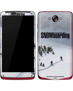 TransWorld SNOWboarding Snow Motorola Droid Skin