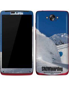 TransWorld SNOWboarding Shred Motorola Droid Skin