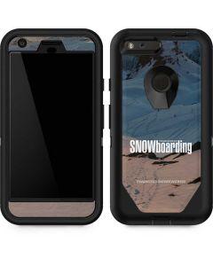 TransWorld SNOWboarding Shadows Otterbox Defender Pixel Skin