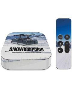 TransWorld SNOWboarding Lift Apple TV Skin