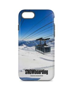 TransWorld SNOWboarding Lift iPhone 8 Pro Case