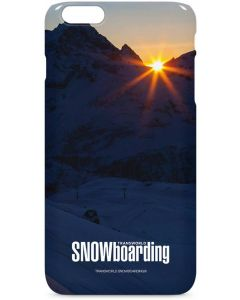 TransWorld SNOWboarding Dark iPhone 6/6s Plus Lite Case
