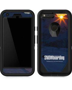 TransWorld SNOWboarding Dark Otterbox Defender Pixel Skin