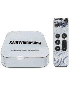 TransWorld SNOWboarding Mountain Apple TV Skin