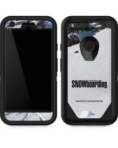 TransWorld SNOWboarding Mountain Otterbox Defender Pixel Skin