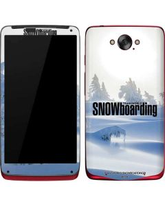 TransWorld SNOWboarding Trees Motorola Droid Skin