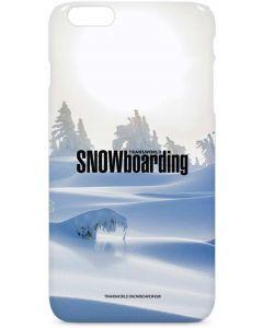 TransWorld SNOWboarding Trees iPhone 6/6s Plus Lite Case