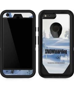 TransWorld SNOWboarding Trees Otterbox Defender Pixel Skin