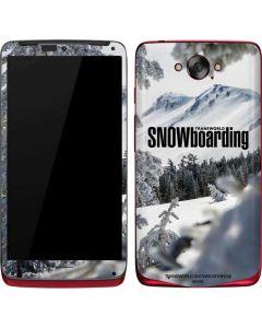 TransWorld SNOWboarding Peaking Motorola Droid Skin