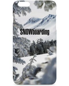 TransWorld SNOWboarding Peaking iPhone 6/6s Plus Lite Case