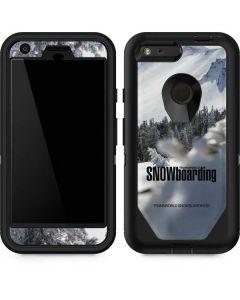 TransWorld SNOWboarding Peaking Otterbox Defender Pixel Skin