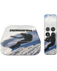 TransWorld SNOWboarding Rider Apple TV Skin