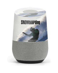 TransWorld SNOWboarding Rider Google Home Skin