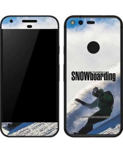 TransWorld SNOWboarding Rider Google Pixel Skin