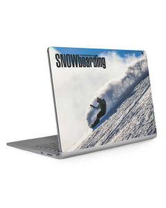 TransWorld SNOWboarding Rider Surface Book 2 13.5in Skin