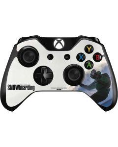 TransWorld SNOWboarding Rider Xbox One Controller Skin