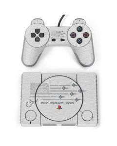 U.S. Air Force Fly Fight Win PlayStation Classic Bundle Skin