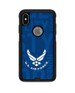 U.S. Air Force Courage and Honesty Otterbox Commuter iPhone Skin