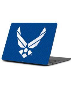 U.S. Air Force Logo Blue HP Pavilion Skin