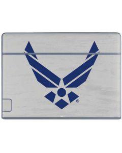 U.S. Air Force Logo Grey Galaxy Grand Prime Skin