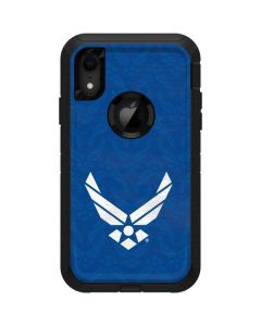 U.S. Air Force Logo Blue Otterbox Defender iPhone Skin
