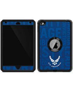 U.S. Air Force Logo Grey Google Pixel Skin