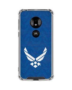 U.S. Air Force Logo Grey Galaxy S10 Plus Skin
