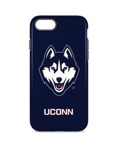 UCONN Huskies Mascot iPhone 8 Pro Case