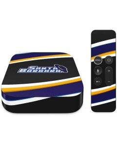 UCSB Logo Apple TV Skin