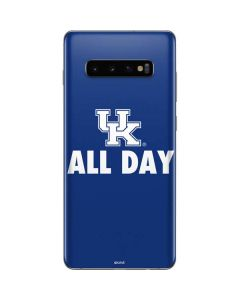 UK All Day Blue Galaxy S10 Plus Skin