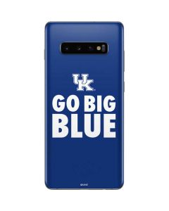 UK Go Big Blue Galaxy S10 Plus Skin