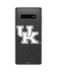 UK Heather Grey Galaxy S10 Plus Skin