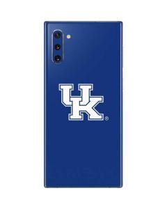 UK Kentucky Blue Galaxy Note 10 Skin
