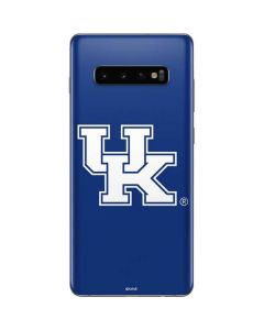 UK Kentucky Blue Galaxy S10 Plus Skin