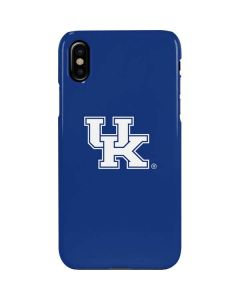 UK Kentucky Blue iPhone XS Max Lite Case
