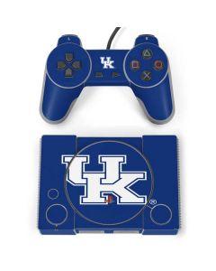 UK Kentucky Blue PlayStation Classic Bundle Skin