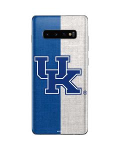 UK Kentucky Split Galaxy S10 Plus Skin
