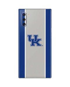 UK Kentucky Stripes Galaxy Note 10 Skin
