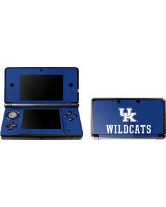 UK Kentucky Wildcats 3DS (2011) Skin